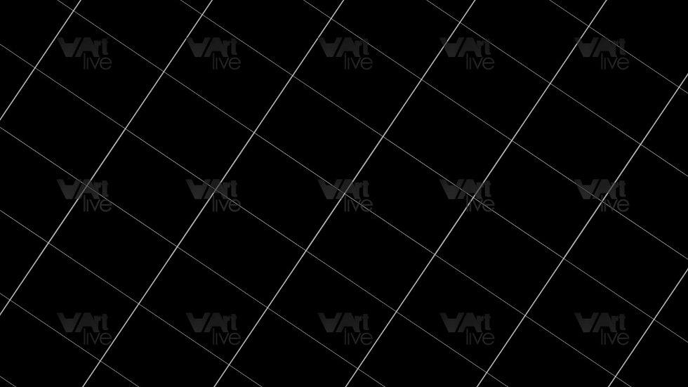 White Neon Lines Loop - VA-3H-0078