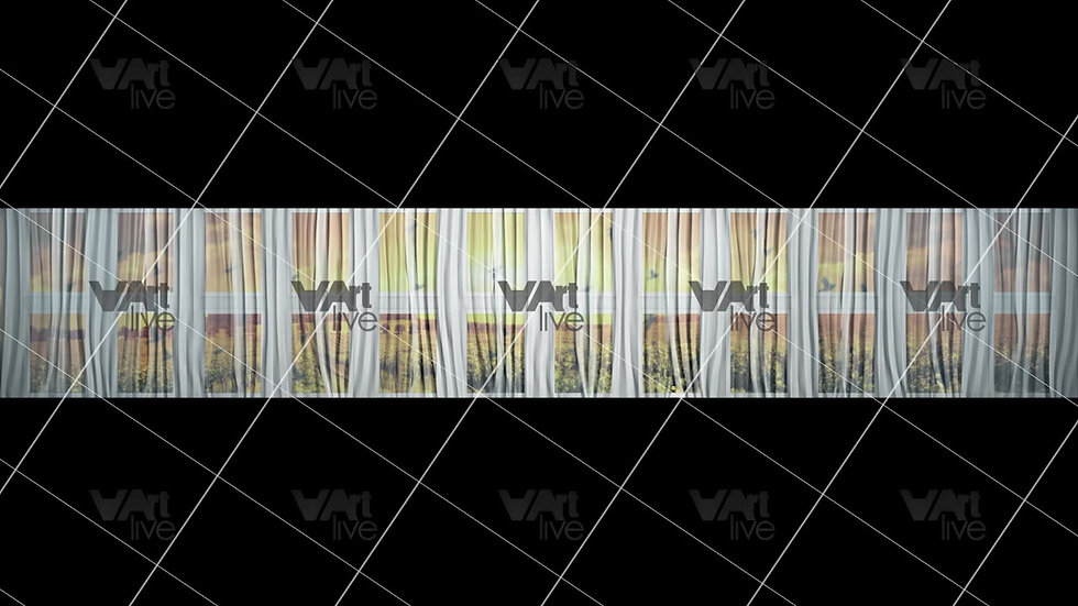 Modern Day Windows 3D  Loop - VA-NC-0041