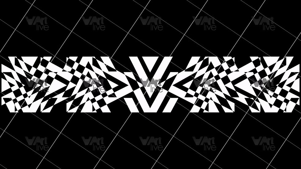 Geometric Shapes Loop - VA-3H-0075