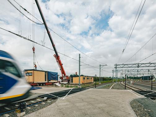 NS, Groningen (modulair bouwen)