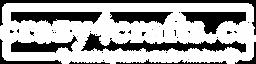 2019 crazy4crafts.ca Logo_Final_WHITE.pn