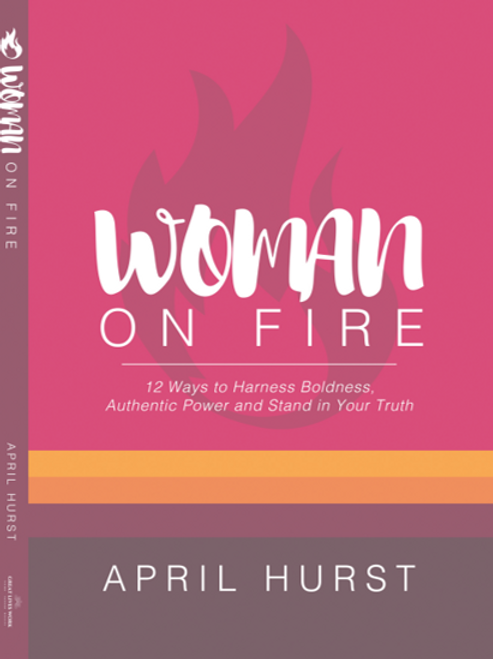 Woman on Fire Book