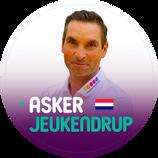 Asker Jeukendrup (Holanda)