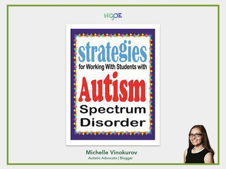 What Are Some Strategies That You Know Of For Teaching Autistics?