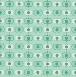 Motif vert Candyde