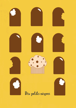 Illustration Les 10 petits nègres