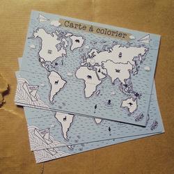 Carte postale 2014