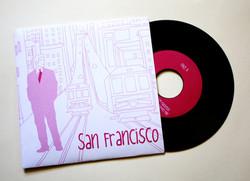 Illustration San Francisco - 2010