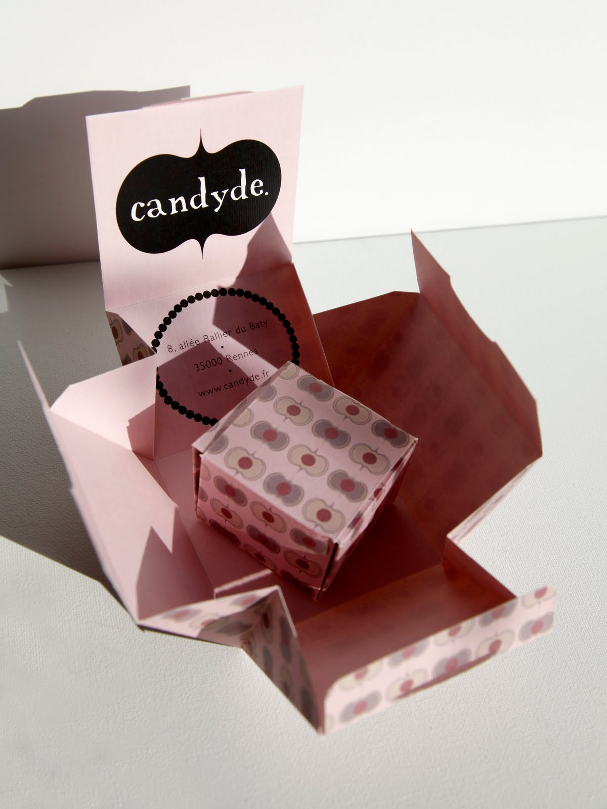 Packaging Candyde