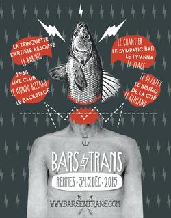 Affiche Bar en Trans