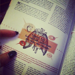 Illustration Presse féminine 2014