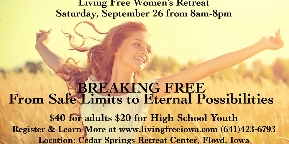 Breaking Free Women's Retreat 2020