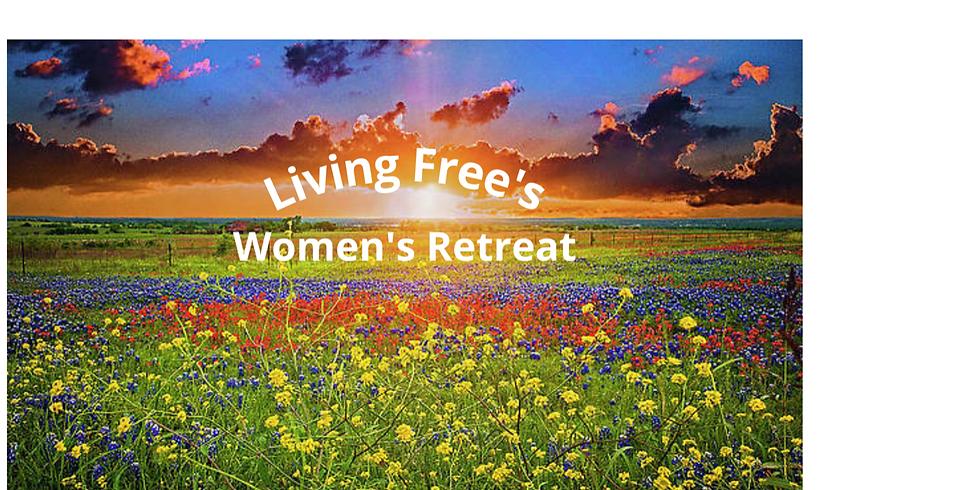 2021 Living Free Women's Retreat