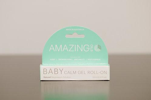 Magnesium baby calm gel