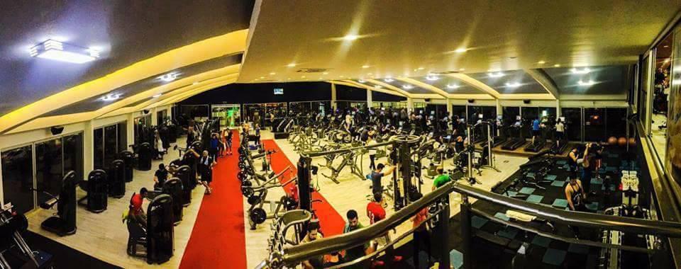 Aura Fitness&Spa Şubemiz