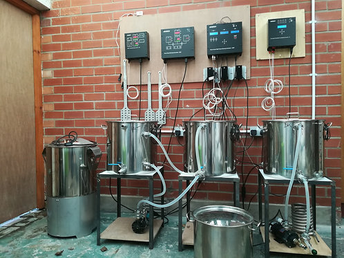 Introduction to Homebrewing Craft Beer  – 1 Day Course