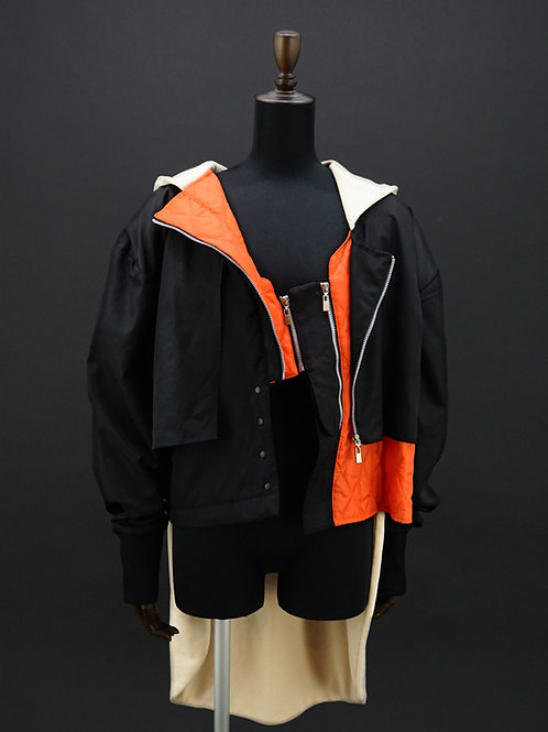 LAVENDER QUARTZ / Lana Torabishi Layered Jacket [Inner] [Pre-order]