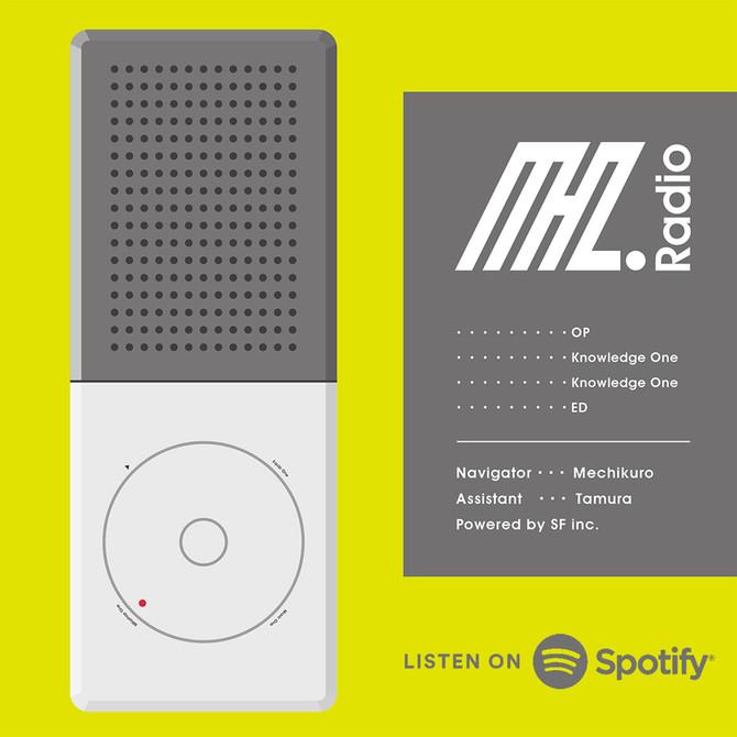 MHzradioがSpotify podcastで聴けます