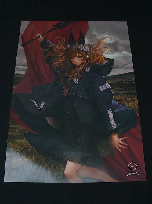 LAVENDER QUARTZ/B1 Poster