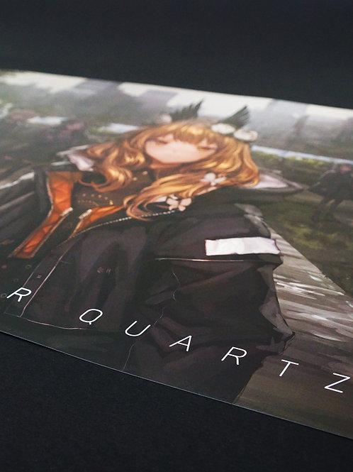 LAVENDER QUARTZ/B2 Poster [A]