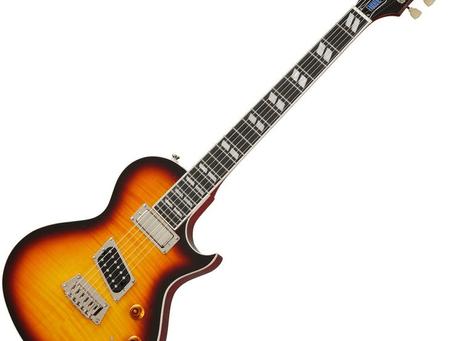 Epiphone Nancy Wilson Fanatic Outfit Electric Guitar - Fireburst