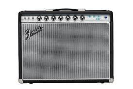 """Fender '68 Custom Pro Reverb 1 x 12"""" 40-watt Tube Combo Amp"""