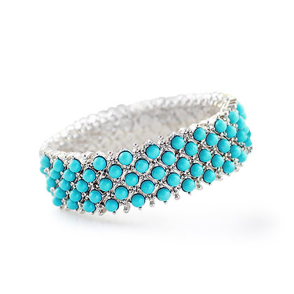 Spotted Domenica Bangle