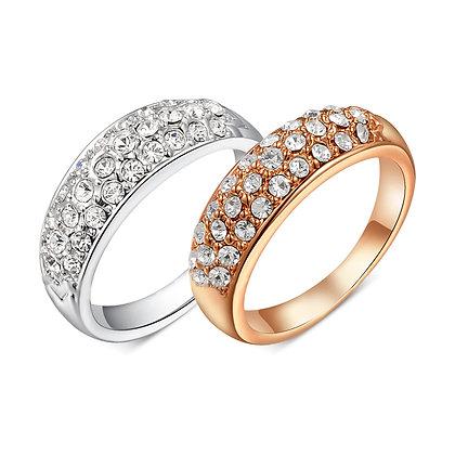 Rosaria Crystal Ring