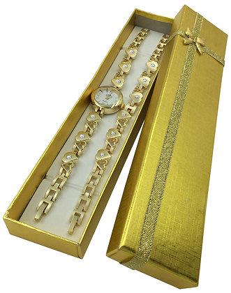 Heart Bracelet (Gold)