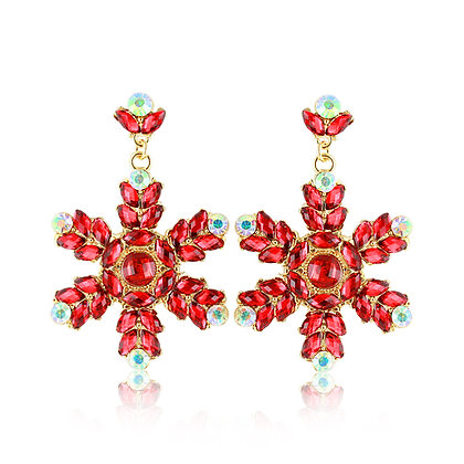 Sedaina Star Earrings