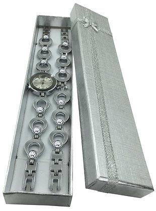 Horse Shoe Bracelet Set