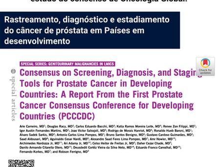 Rastreamento, diagnóstico e estadiamento do câncer de próstata em Países em desenvolvimento.