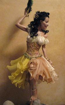 Oshun Costume
