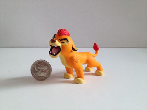 Lion Guard Simba