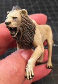 """""""Live Action"""" Lion King figure"""