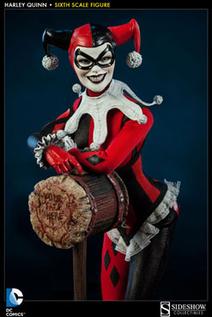 Harley Quinn 1:6 scale