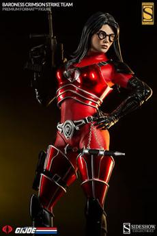 Crimson Baroness, Premium format