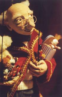 Toymaker Marionette
