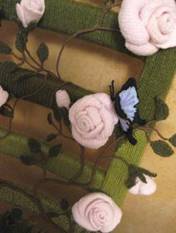 Yarn Chair Detail