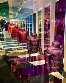 Coat display
