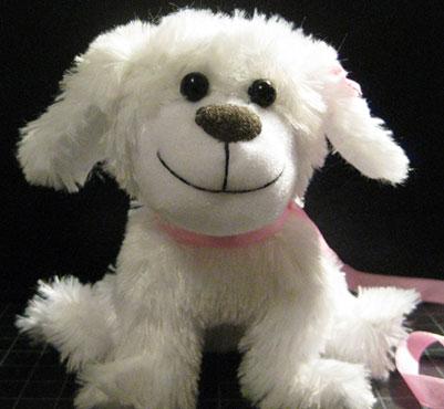 Cabbage Patch Kids- Dog Prototype