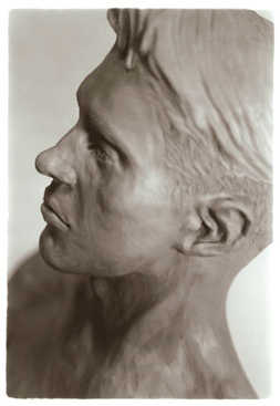 Bust of Josh