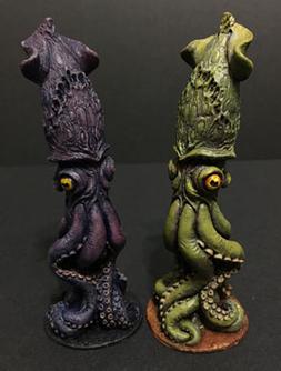 Sea Monster Paints