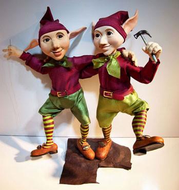 Shoemaker Elves