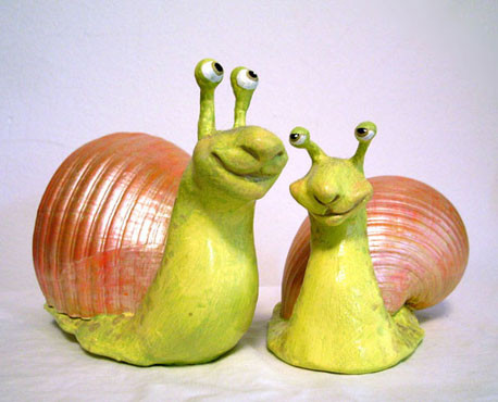 Snail Pair