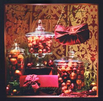Apothecary Jar Window