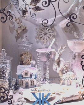 Holiday Kitchen Scene