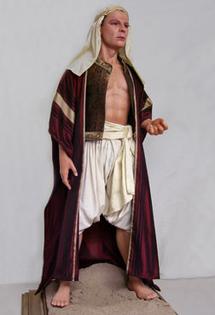 Rudolph Valentino as The Sheik