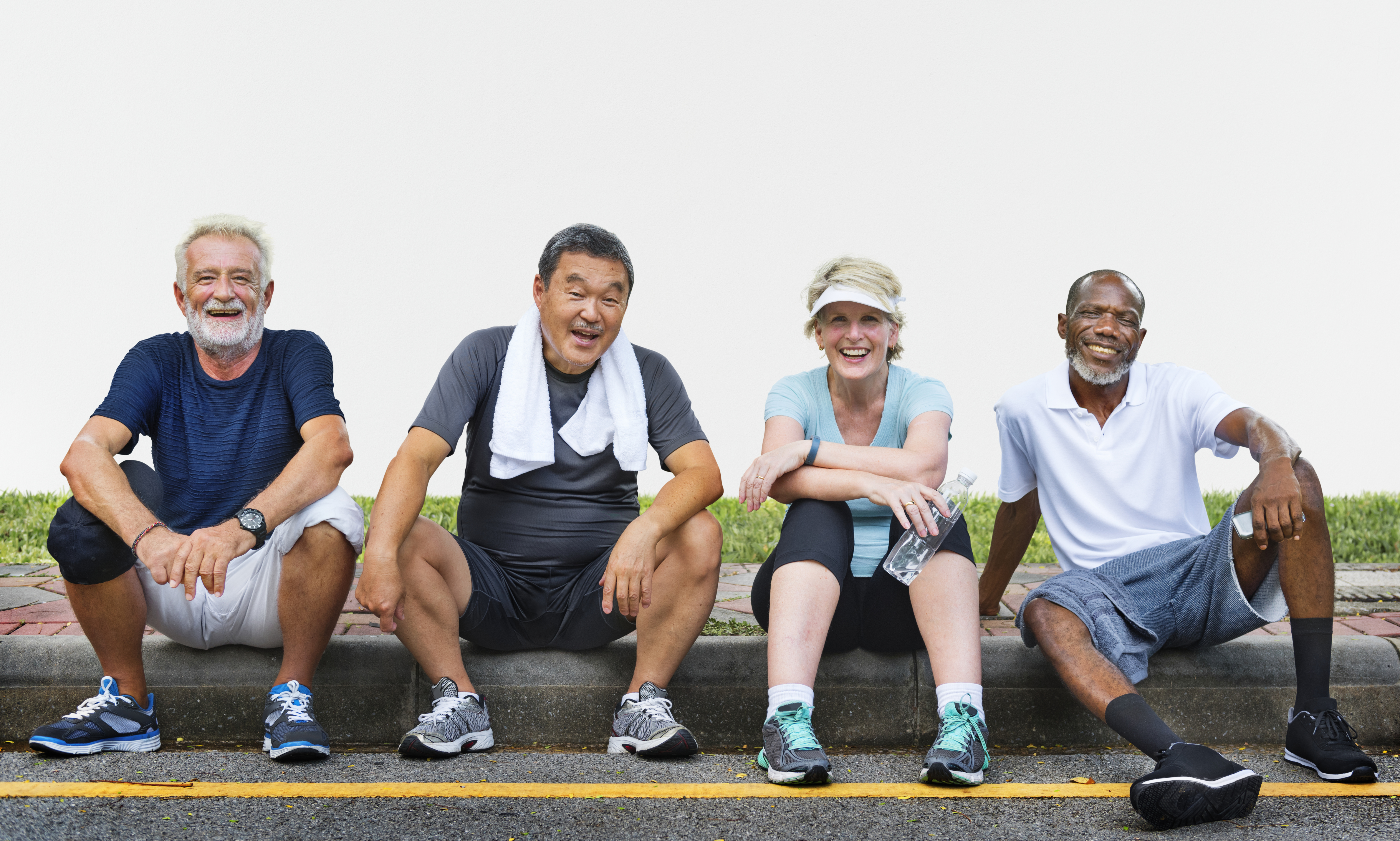 bigstock-Senior-Group-Friends-Exercise--