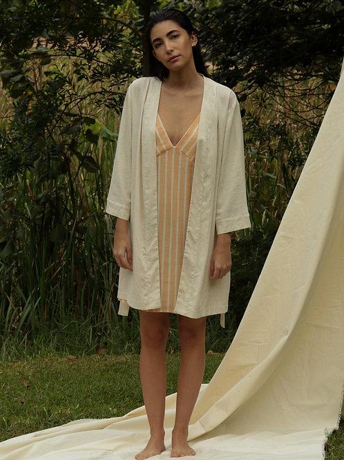 kimono off-white